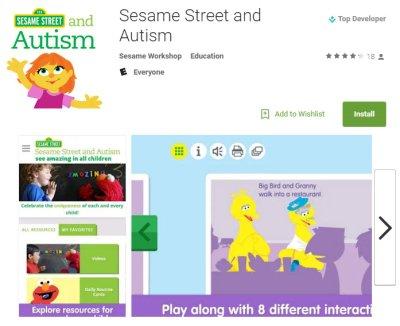 autism classroom Plano